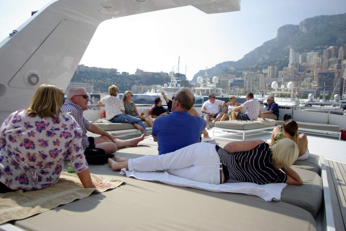 Location yacht pour un congr s cannes team yachting - Salon du yacht monaco ...