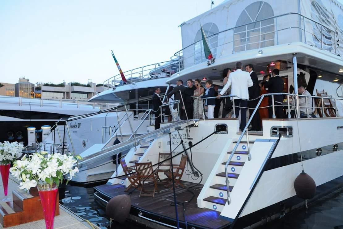 location yacht pour un congr s cannes team yachting